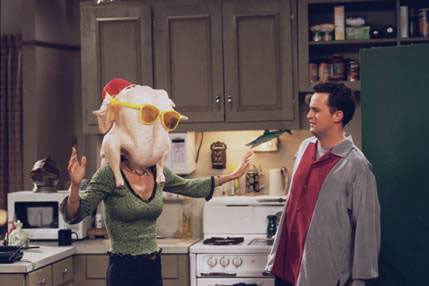 The WB Celebrates Turkey Day with Friends, The OC, and More