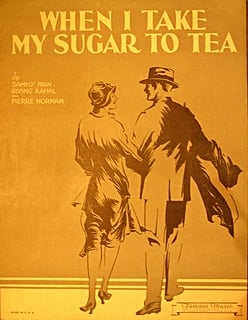 Collecting Tea Sheet Music