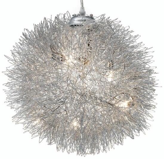 Love It or Hate It? Silver Pendant Lamp