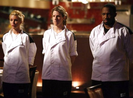 Hell's Kitchen - 3.9 Recap
