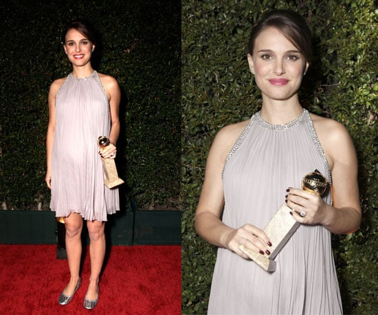 Natalie Portman at 2011 Golden Globes Awards Afterparty