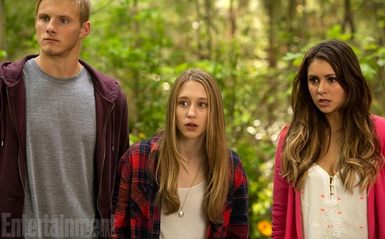 FROM EW: Nina Dobrev & Taissa Farmiga are Dying to Become The Final Girls in Slasher-Comedy Trailer