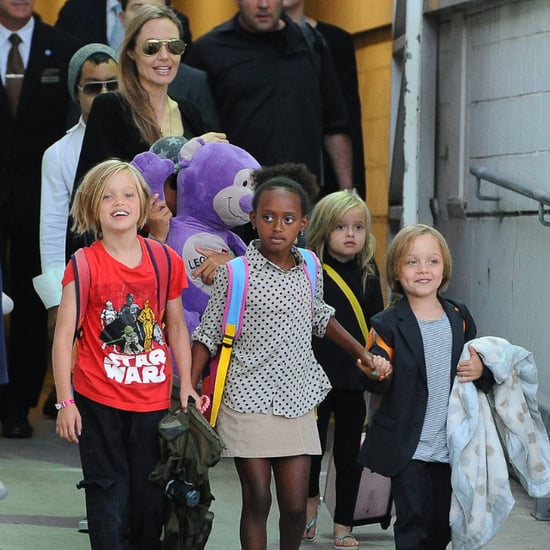 Angelina Jolie and Brad Pitt's Kids' Style