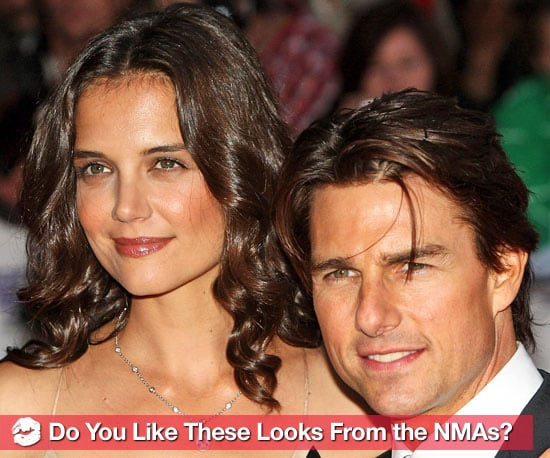 Pictures of Celebrities From the National Movie Awards