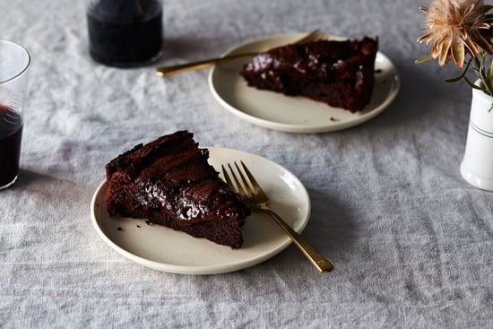 This Molten-ish Chocolate Cake Will Not Sabotage You