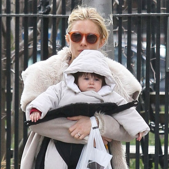 Sienna Miller and Baby Marlowe in New York City   Pictures
