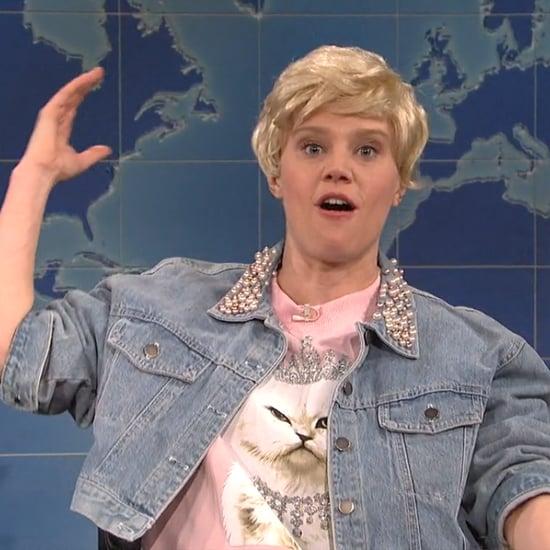 Sturdy Barbie on Saturday Night Live | Video