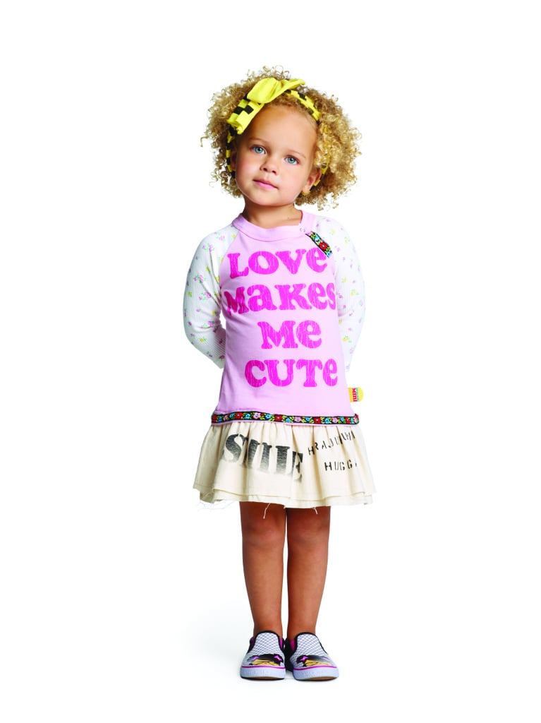 Exclusive! Take a First Look at Gwen Stefani's Harajuku Mini Line For Target!