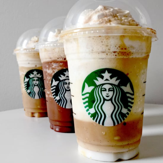 Starbucks Affogato-Style Frappuccinos Review