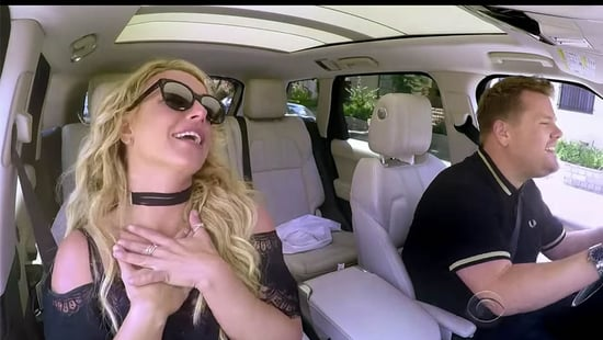 VIDEO: Britney Spears Reveals A Lot About Herself On Carpool Karaoke