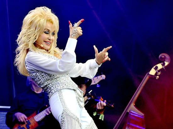Dolly Parton Says She Didn't Endorse Hillary Clinton: 'We're Gonna Be Plagued with PMS Either Way - Presidential Mood Swings,' J