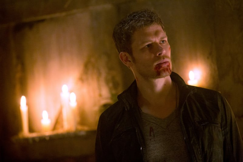 Klaus gets thoughtful.