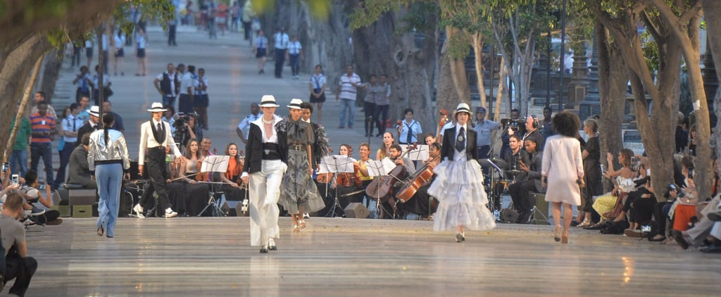 Forget the Met Gala — Chanel Just Brought the Fashion Party to Cuba