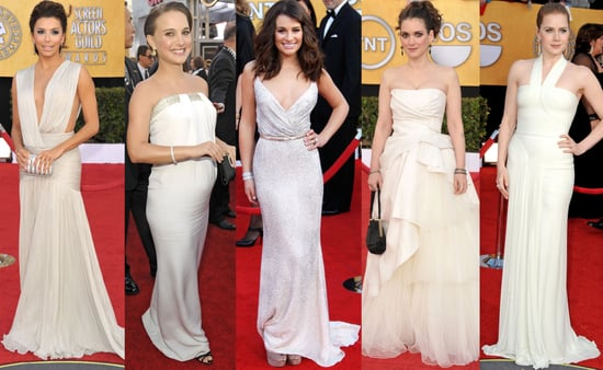 Red Carpet Trends From the Screen Actors Guild Awards