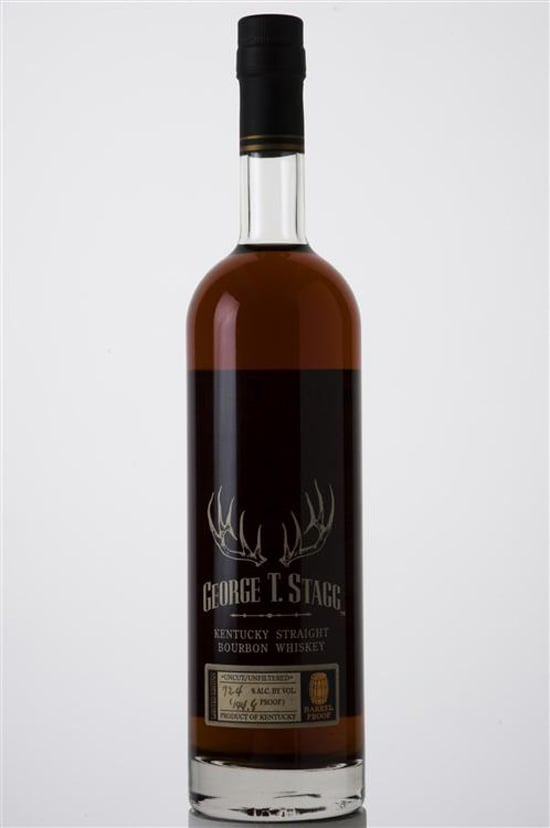 George T Stagg Straight Bourbon Whiskey
