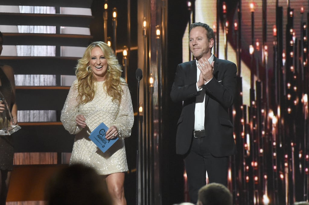 Lee Ann Womack and Kiefer Sutherland