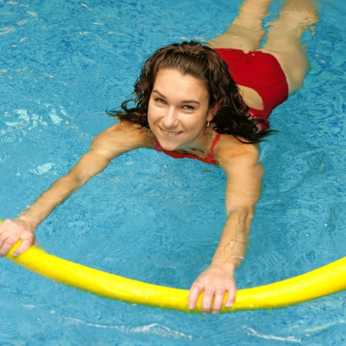 Burn More Calories Swimming