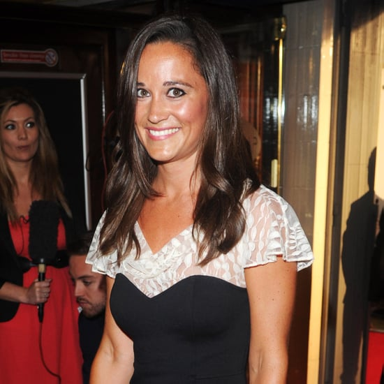 Clive Owen and Pippa Middleton Pictures at Shadow Dancer