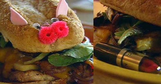 Palin Pig Sandwich