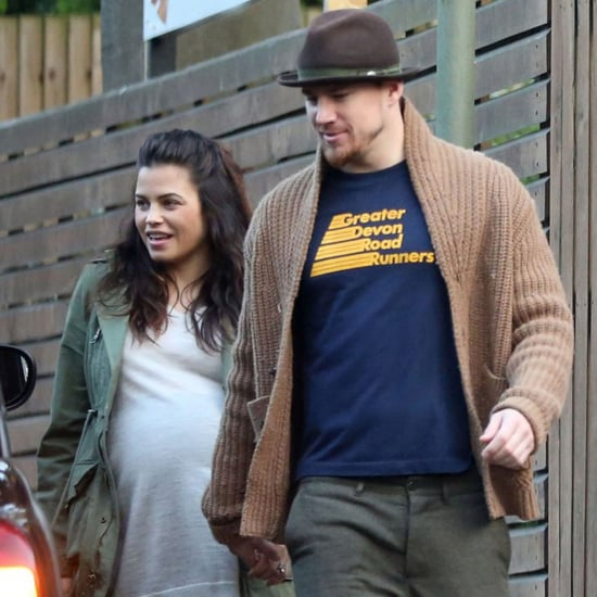 Channing Tatum and Jenna Dewan See a Movie in London