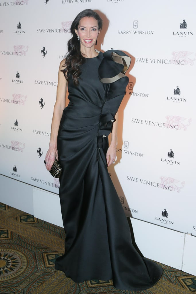 Olivia Chantecaille at the Save Venice Ball in New York. Photo: David X Prutting BFAnyc.com