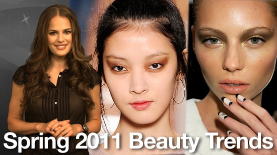 Beauty Trends for Spring 2011 From New York Fashion Week
