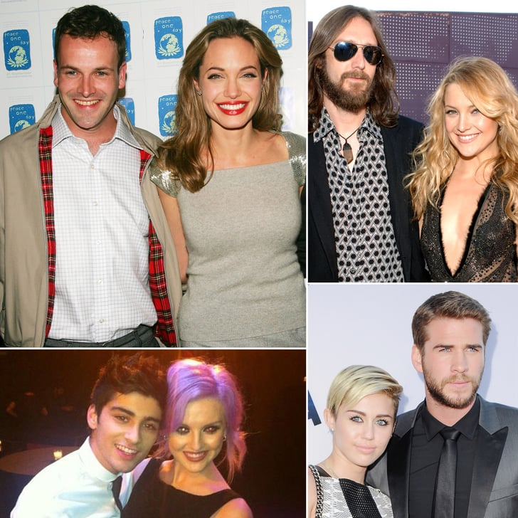 Stars Who Got Engaged at a Very Young Age