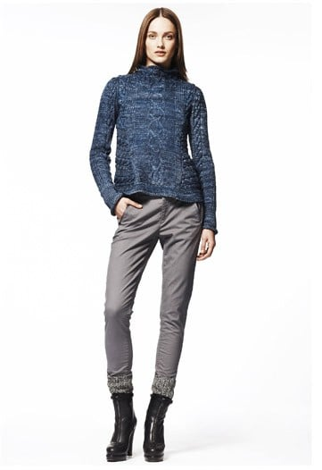Gap Bets on Leather for Fall 2011 Collection
