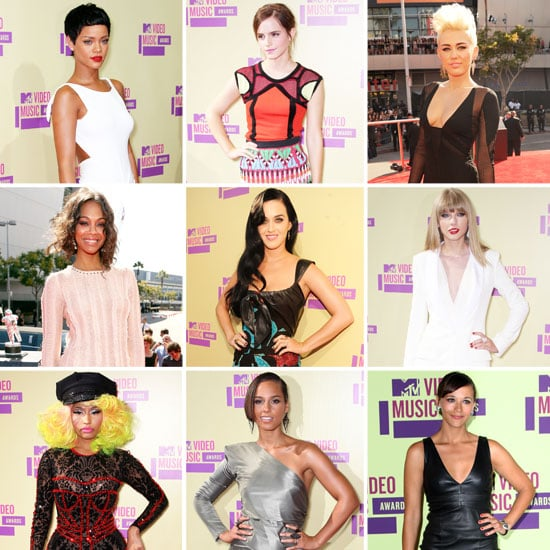 MTV VMAs Fashion 2012 | Pictures