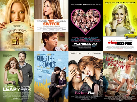 Best Romantic Comedies of 2010