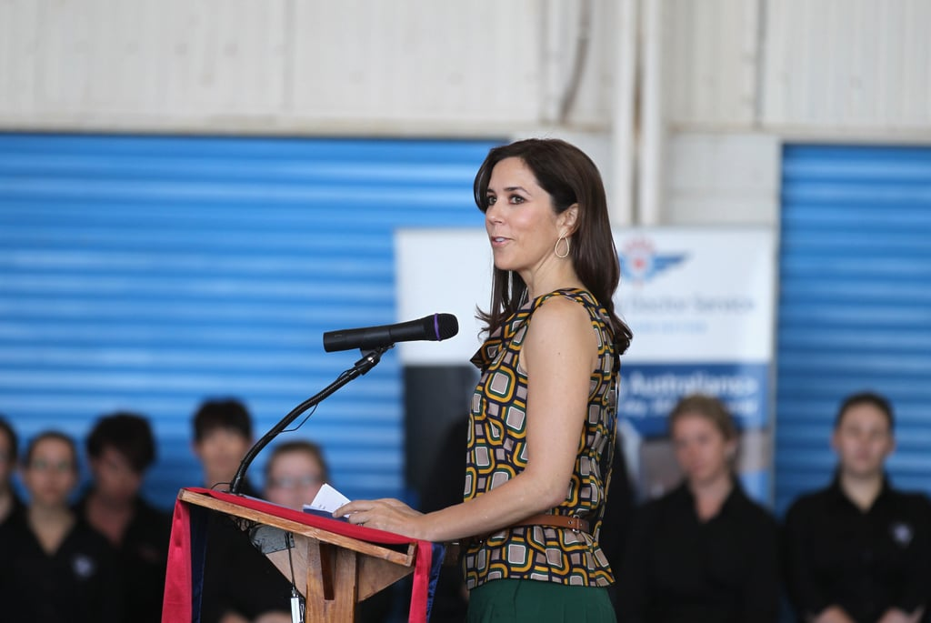 See All the Pictures From Princess Mary's Australian Tour!