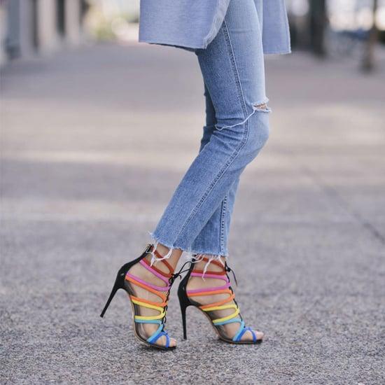 Spring Shoe Trends 2016