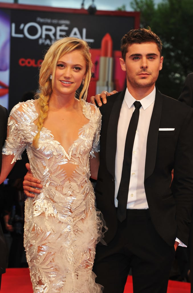 Zac Efron Does Venice and Is Ready to Start Dating This Fall