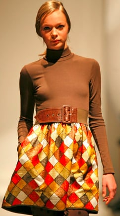 New York Fashion Week, Fall 2007: Alice + Olivia