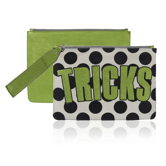 House of Holland Autumn 2014 Bag of Tricks Clutch