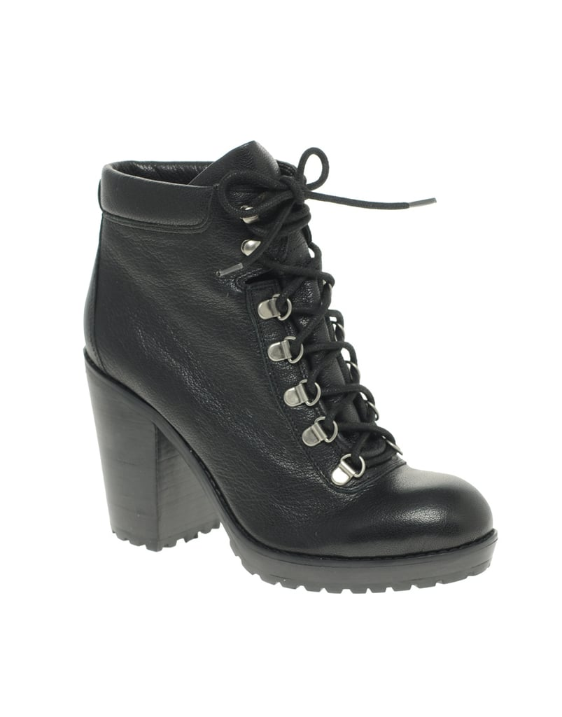 DV Prince Heeled Leather Hiker Boot ($194)