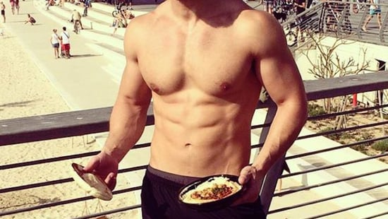 Hot Dudes And Hummus Is An Instagram Account You Need To Be Following, Like Now