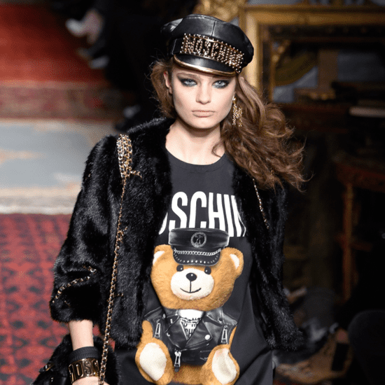 Moschino Autumn 2016 Catwalk Show
