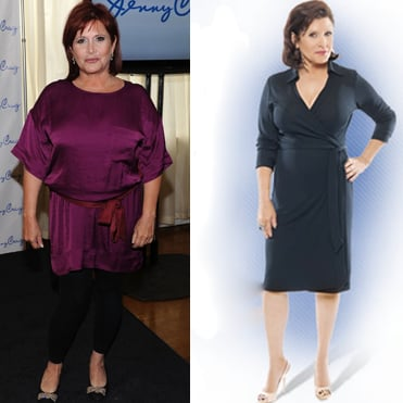 Carrie Fisher Talks Diet Tips on Today Show