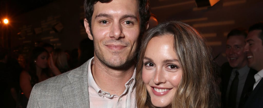 Adam Brody and Leighton Meester's Rare Appearance Feels Like Chrismukkah