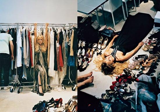 Inside Rachel Zoe's Closet
