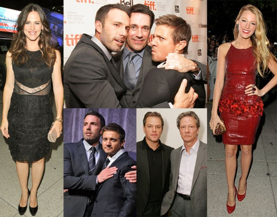 Pictures of Ben Affleck, Jennifer Garner, Blake Lively, James Franco, Carey Mulligan at 2010 Toronto Film Festival