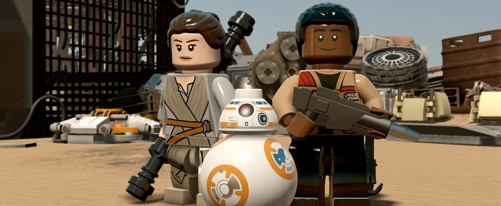 You Need to Watch the Newest Trailer For the Lego Star Wars: The Force Awakens Game