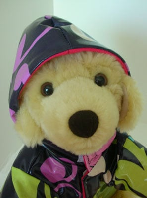 Custom Raincoat For Dogs