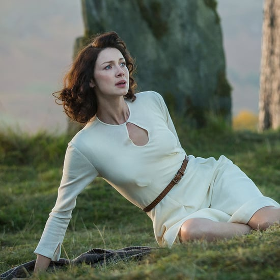 Outlander TV Show on Starz Network (Pictures)