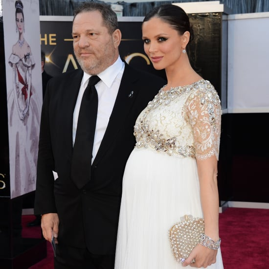 Georgina Chapman Gives Birth to Baby Boy
