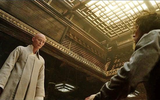 FROM EW: Tilda Swinton Responds to Doctor Strange Casting Controversy