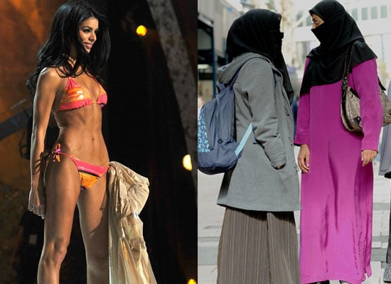 Amal Ghandour tells Newsweek Bkinis and Burqas More Common Than You Think