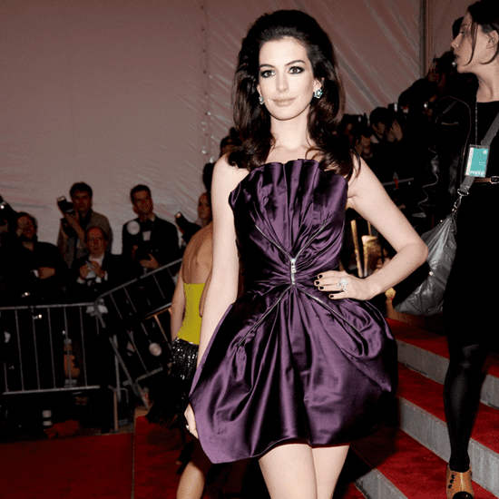 Get Anne Hathaway's Red Carpet Style!