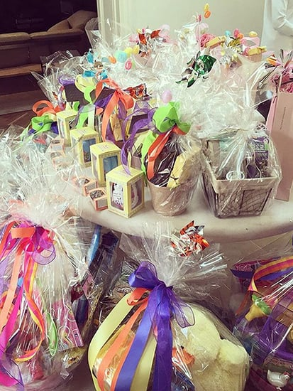 Kourtney Kardashian's Easter Basket Gift Guide Is Pinterest-Perfect